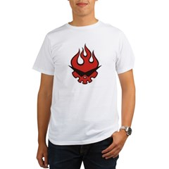 Gurren Lagann Team shirt Organic Men's T-Shirt