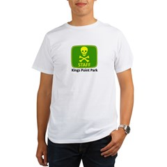 KP Park Staff Organic Men's T-Shirt