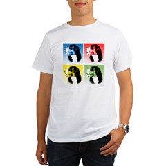 Swissy Pop Organic Men's T-Shirt