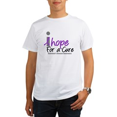 Alzheimer's Hope Organic Men's T-Shirt
