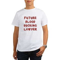 Future BS Lawyer Organic Men's T-Shirt