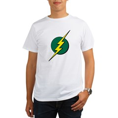 Jamaican Bolt 1 Organic Men's T-Shirt