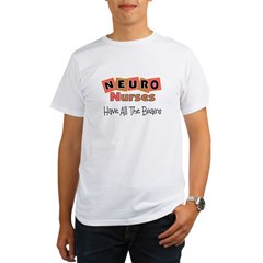 More Nurse Organic Men's T-Shirt