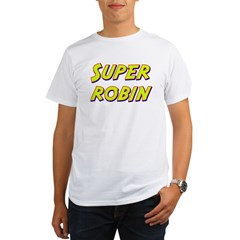 Super robin Organic Men's T-Shirt