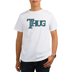 Thug Organic Men's T-Shirt