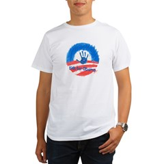 Kids for Obama Organic Men's T-Shirt