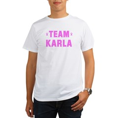 Team KARLA Organic Men's T-Shirt