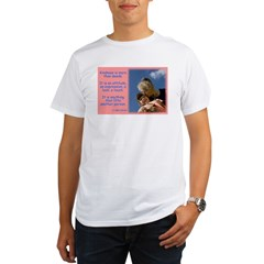 'Kindness Lifts' Organic Men's T-Shirt
