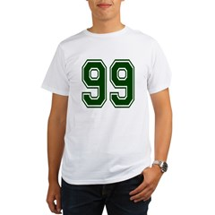 NUMBER 99 FRON Organic Men's T-Shirt