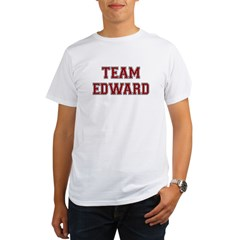 Team Edward Organic Men's T-Shirt