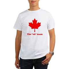 "The ""eh"" Team Organic Men's T-Shirt"