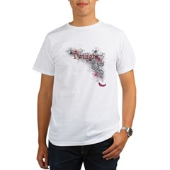 Twilight Dazzle Organic Men's T-Shirt