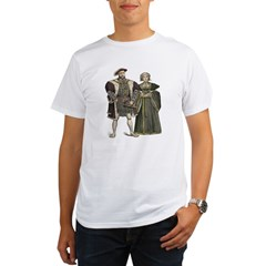 Tudor Fashion Organic Men's T-Shirt