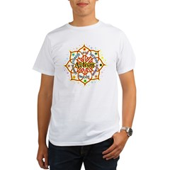 Autism Lotus Organic Men's T-Shirt