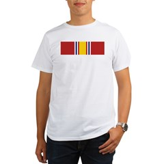 National Defense Medal Organic Men's T-Shirt