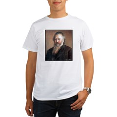 "Faces ""Brahms"" Organic Men's T-Shirt"