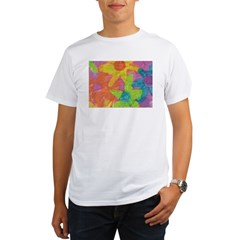 Spring Flowers Organic Men's T-Shirt