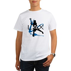 Lacrosse Organic Men's T-Shirt
