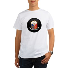 Coat of Arms of philippines Organic Men's T-Shirt