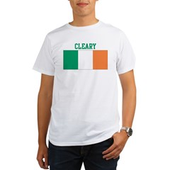 Cleary (ireland flag) Organic Men's T-Shirt