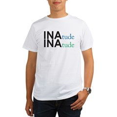 inatude logo for print Organic Men's T-Shirt