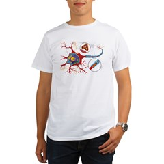 Neuron Organic Men's T-Shirt