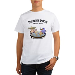 pandemic_poker2.JPG Organic Men's T-Shirt