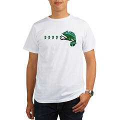 Comma Chameleon Organic Men's T-Shirt