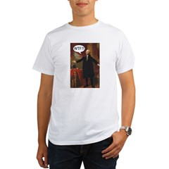 George Washington WTF? Organic Men's T-Shirt