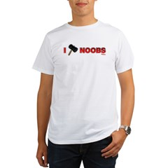 I Hammer Noobs Organic Men's T-Shirt