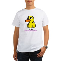 Duck (strait forward) 6 Organic Men's T-Shirt