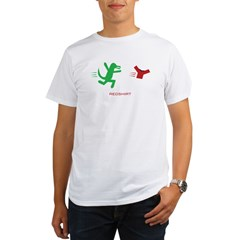 redshirt_bk Organic Men's T-Shirt