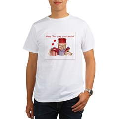 Red Hat Organic Men's T-Shirt