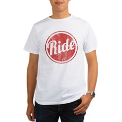Ride - Organic Men's T-Shirt