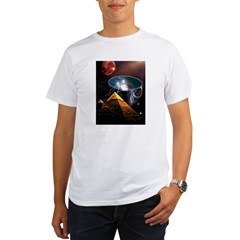 Ancient Aliens Organic Men's T-Shirt