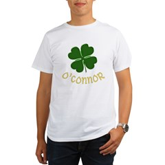 Irish O'Connor Organic Men's T-Shirt