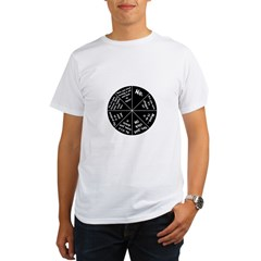 IT Response Wheel Organic Men's T-Shirt