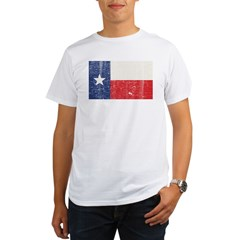 Texas_shirt_dark Organic Men's T-Shirt