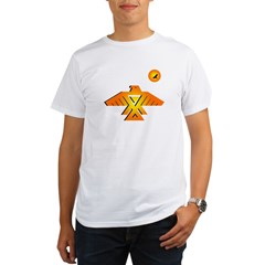 Anishinaabe tribal symbol Organic Men's T-Shirt