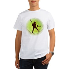 iHit Fastpitch Softball Organic Men's T-Shirt