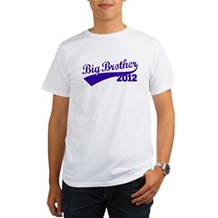 Big Brother 2012 Organic Men's T-Shirt