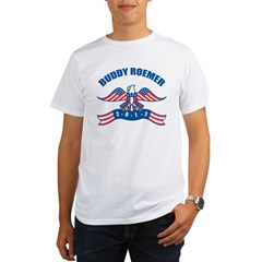 Eagle Buddy Roemer Organic Men's T-Shirt