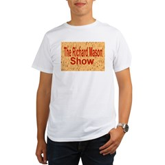 Richard Mason Show Logo Organic Men's T-Shirt