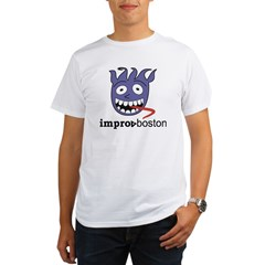ImprovBoston Organic Men's T-Shirt