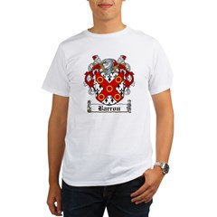 Barron Coat of Arms Organic Men's T-Shirt