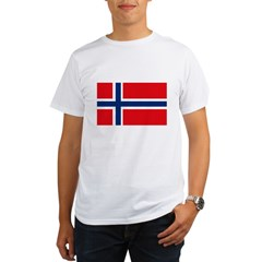 norway222 Organic Men's T-Shirt