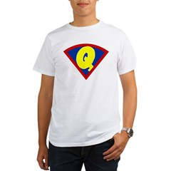 Super Jersey Organic Men's T-Shirt