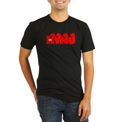 KYNO Fresno '68 - Organic Men's Fitted T-Shirt (dark)