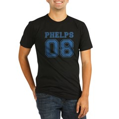 Phelps 08 Organic Men's Fitted T-Shirt (dark)