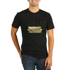 Pivot! Organic Men's Fitted T-Shirt (dark)